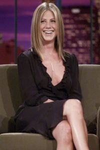 Su primer esposo fue Brad Pitt. Foto:Getty Images
