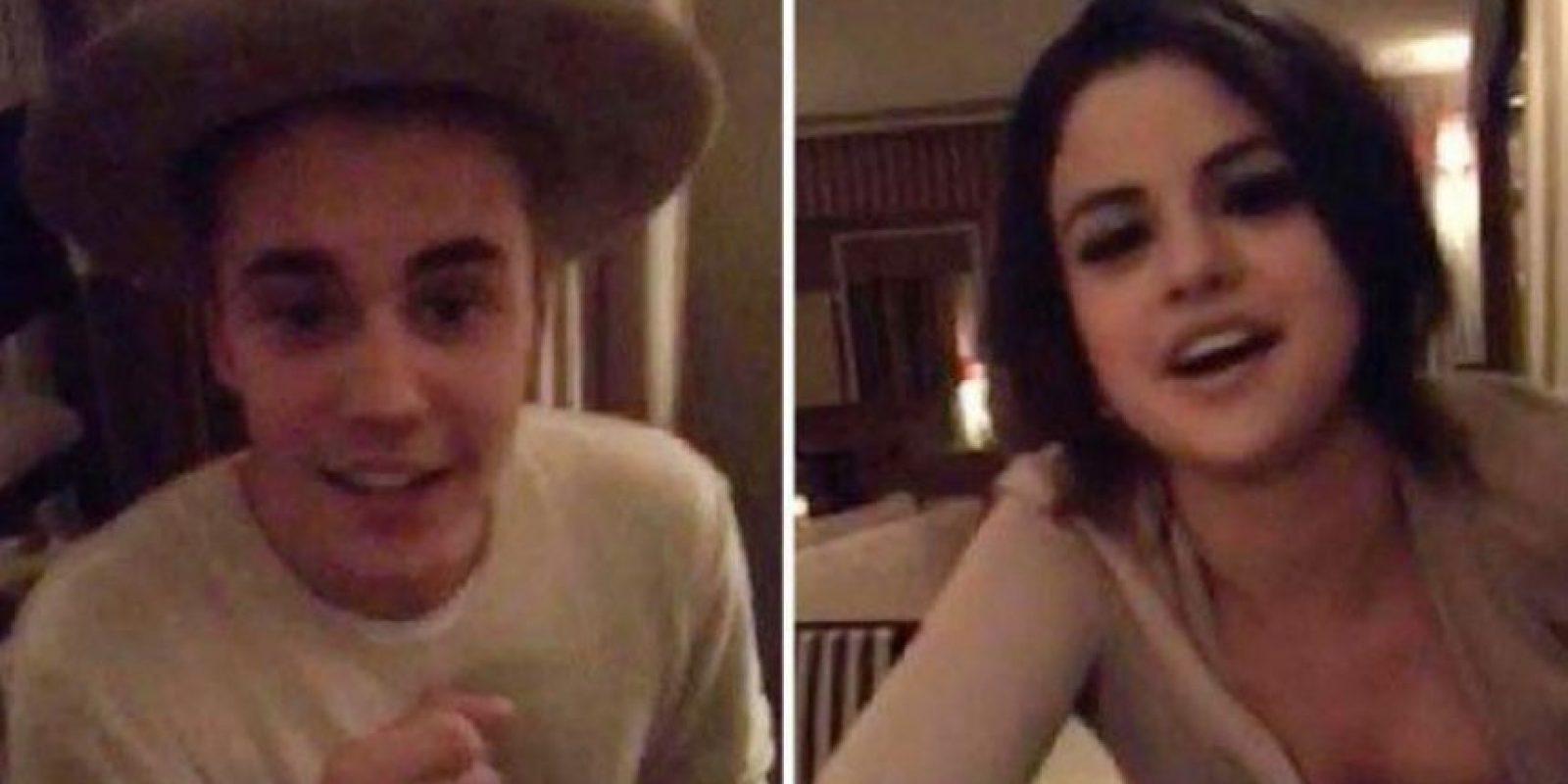 Sus repentinas salidas a clubes nocturnos desataron una ola de rumores. Foto:Snapchat