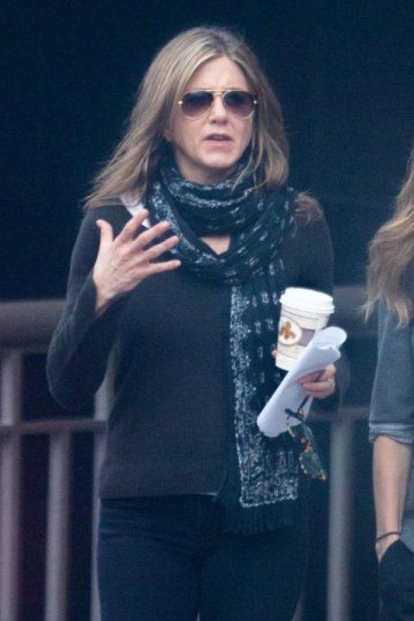 Jennifer se encuentra de regreso en el set de grabación Foto:The Grosby Group
