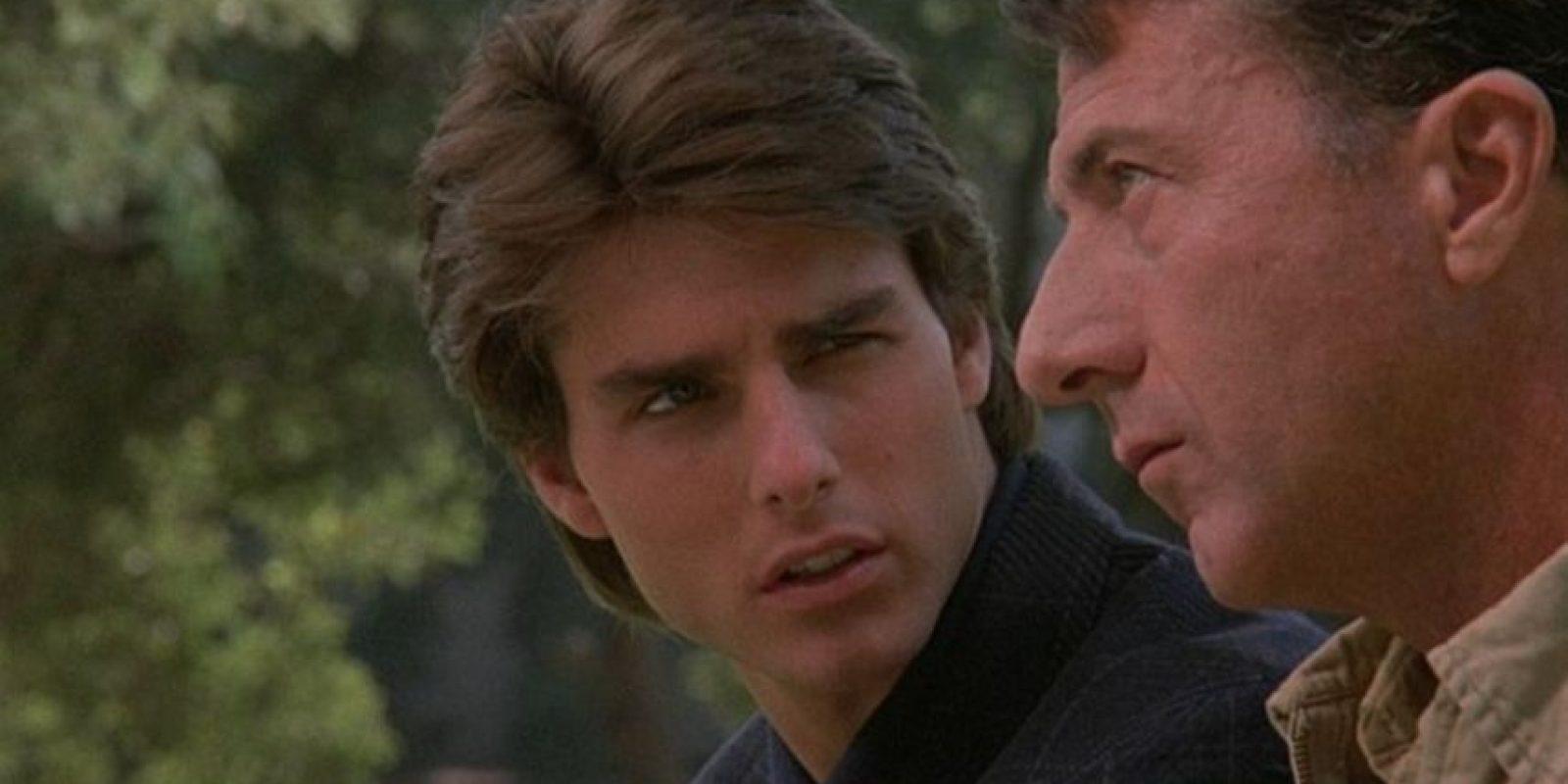 """14- """"Rain Man"""" o """"Cuando los hermanos se encuentran"""" es una película estadounidense de 1988 que cuenta la historía de dos hermanos: uno exitoso y el otro autista. Obtuvo 4 premios de la Academia incluyendo mejor película. Foto:The Guber-Peters Company"""