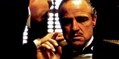 """17- El clásico filme """"El padrino"""" está basada en la novela del mismo nombre, de Mario Puzo. En 1973 ganó tres premios Óscar: mejor actor, mejor película y mejor guión adaptado. Foto:Paramount Pictures"""