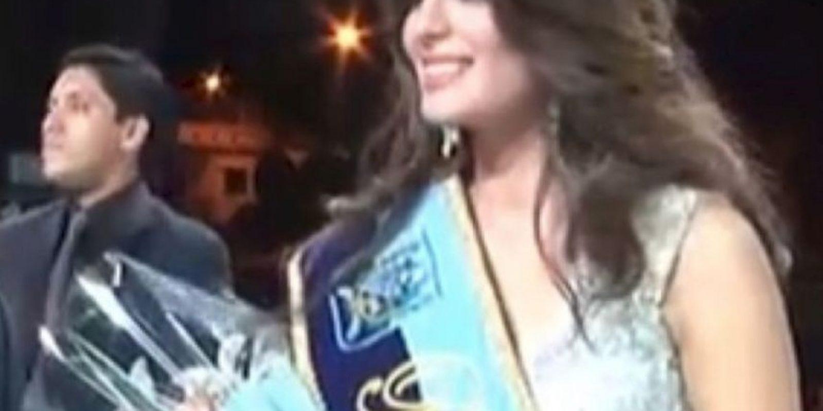 Fue Miss Ecuador y falleció a los 19 años mientras le realizaban una lipoaspiración. Foto:vía facebook.com/Catherine Cando