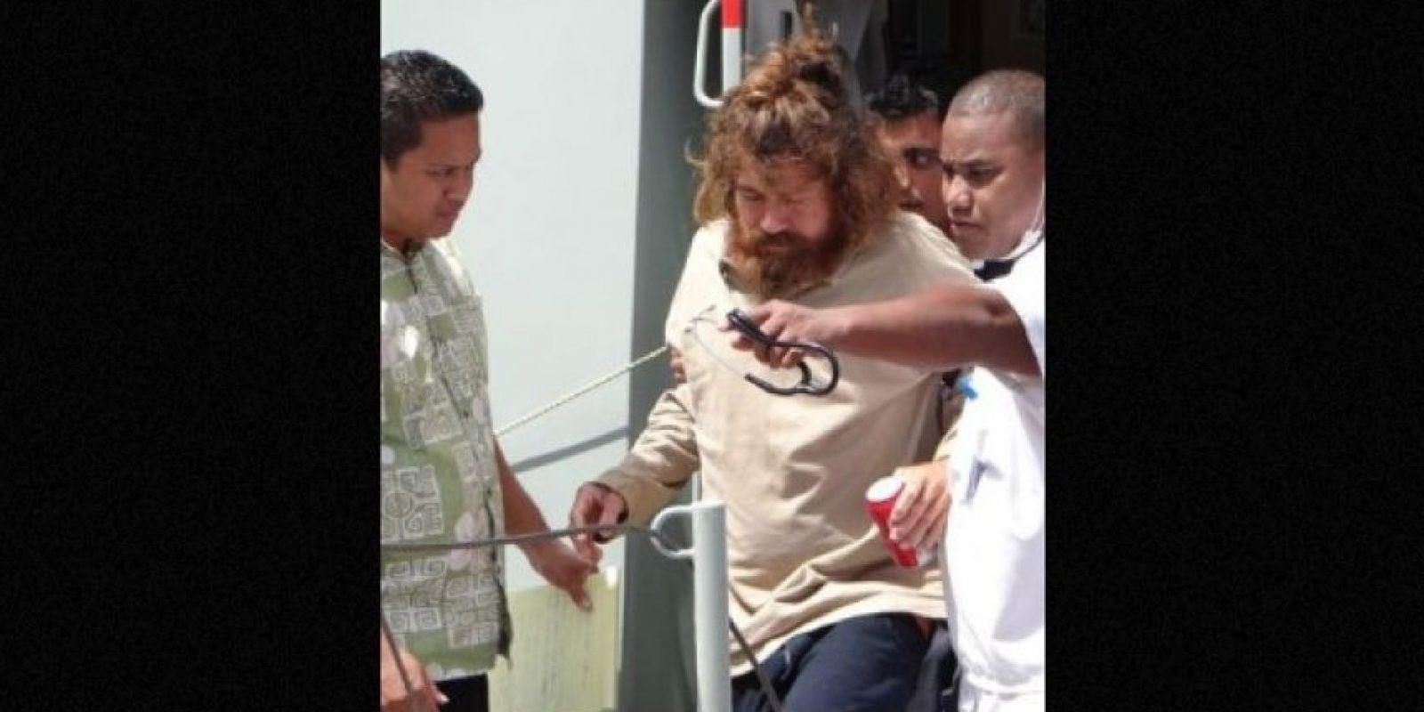 Se le encontró el 30 de enero de 2014 en las Islas Marshall, en Oceanía Foto:AFP