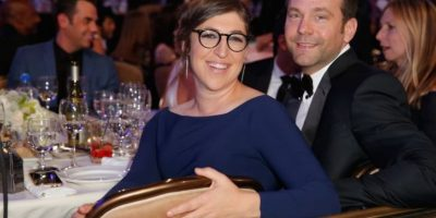 La actriz Mayim Bialik Foto: Getty Images