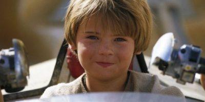 "Jake Lloyd le dio vida a ""Anakin Skywalker"" Foto:IMDB"