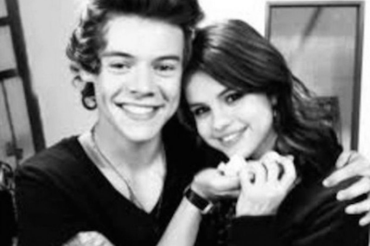Harry Styles Foto:Instagram/selenagomez