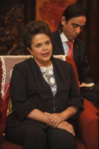 Dilma Rousseff, presidenta de Brasil, en 2011 Foto:Getty Images