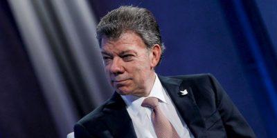 Juan Manuel Santos, 2015 Foto:Getty Images