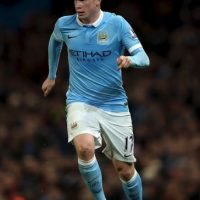 Kevin De Bruyne (Bélgica, Manchester City) Foto:Getty Images