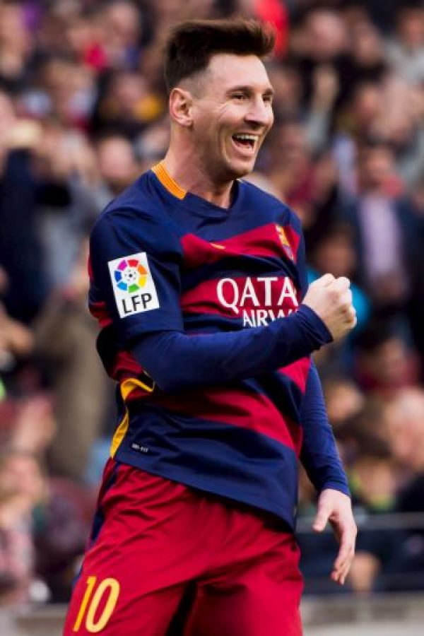 Lionel Messi (Argentina, Barcelona) Foto:Getty Images