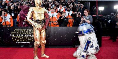R2-D2, C-3PO Foto:Getty Images