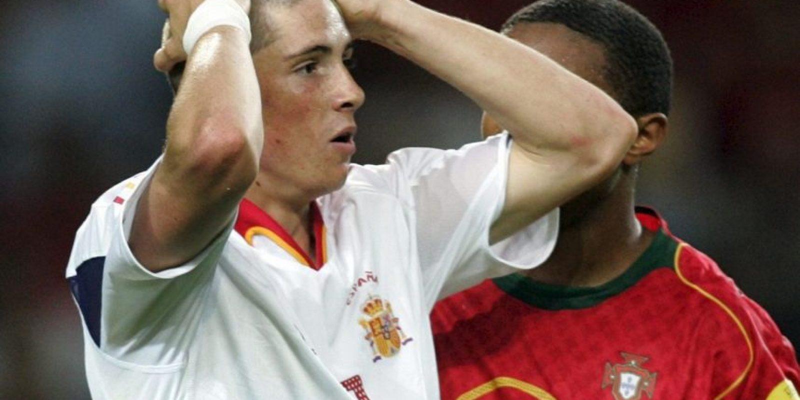 6. Fernando Torres Foto:Getty Images