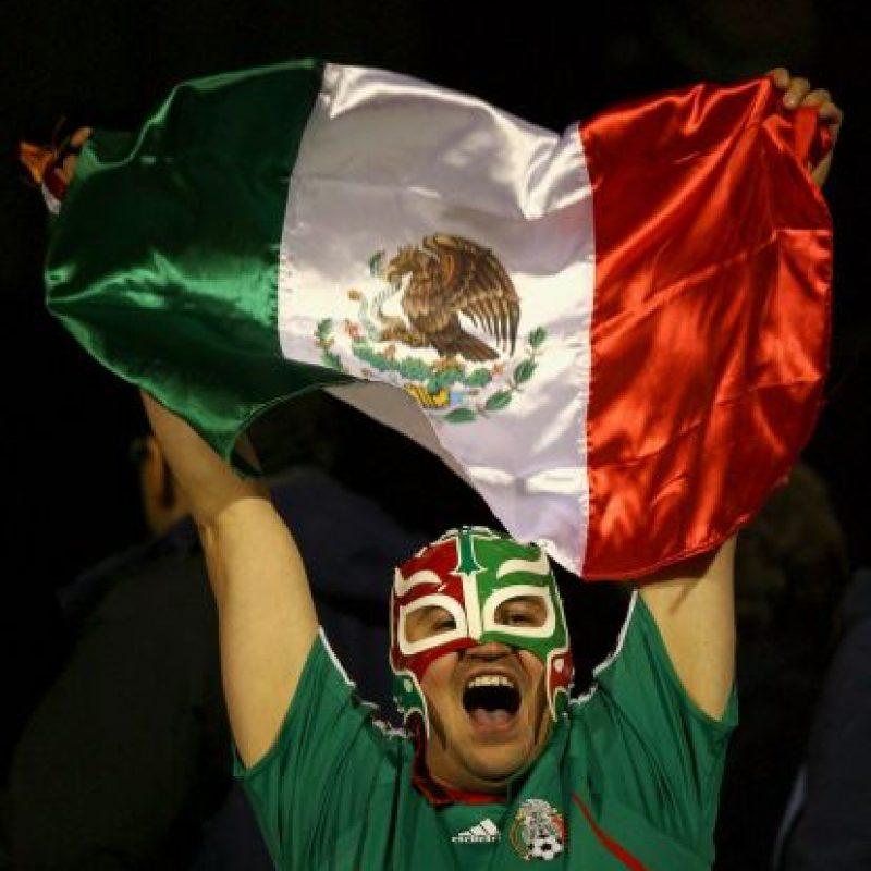 7. México se ubica en la posición 74 con 0.756 puntos Foto:Getty Images
