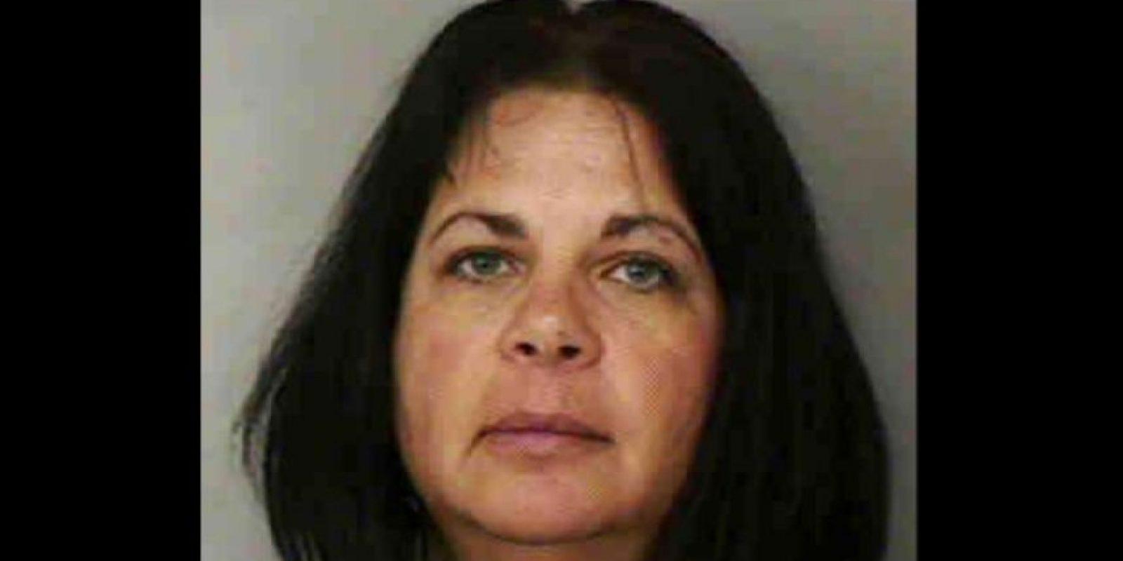 Alecia Dotson fue acusada de abusar de un alumno de 11 años. Foto:Lakeland Police Department