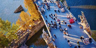 Todo ocurrió en Praga, Republica Checa. Foto:Vía Flickr