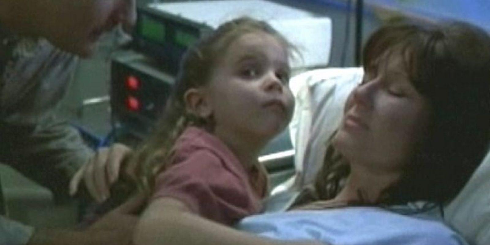 Queda huérfana de madre. Foto:vía 20th Century Fox