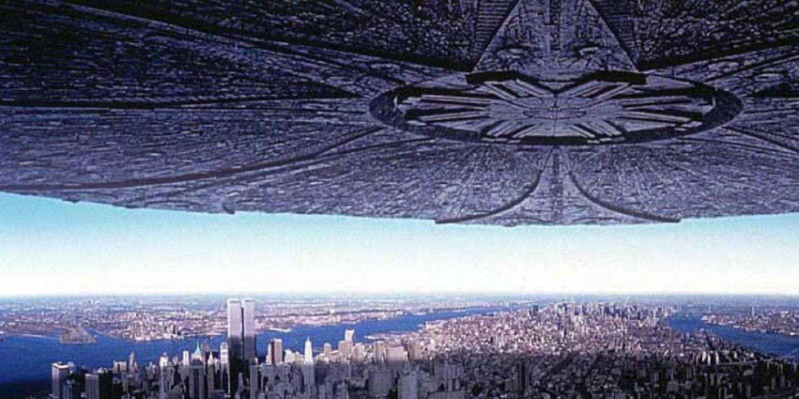 Esta película se estrenó en 1996 y recaudó 800 millones de dólares en taquilla. Foto:vía 20th Century Fox