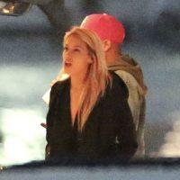 """Y así fue su """"romántico"""" paseo con Justin Bieber. Foto:Grosby Group"""