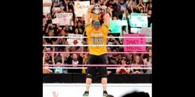 12 veces fue Campeón de WWE Foto:WWE