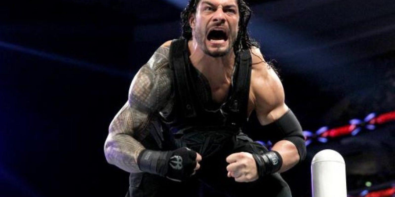 10. Cuenta con tatuajes tribales en sus brazos, en honor a sus raíces samoanas Foto:WWE