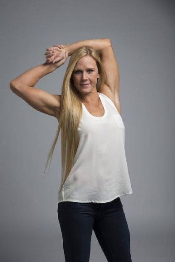 Debutó en marzo de 2011 ante Christina Domke, a quien venció. Foto:Getty Images