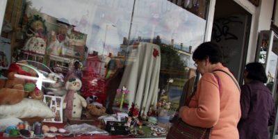 Las mejores vitrinas navideñas de Bogotá Foto:Carlos Bernatte – Publimetro