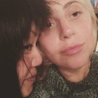 Lady Gaga sin maquillaje Foto:vía instagram.com/ladygaga