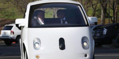El proyecto de los autos sin conductor de Google comenzó en 2009. Foto:Getty Images