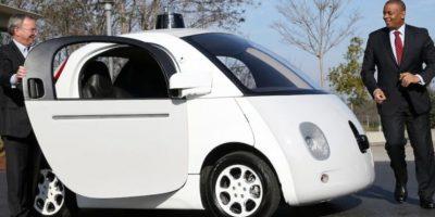 """""""Ninguno de los incidentes ha sido culpa de los autos de Google"""", dice la empresa. Foto:Getty Images"""