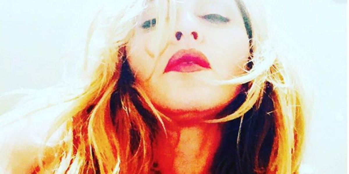 Madonna enfucere con sus fans en pleno concierto