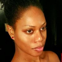 Laverne Cox sin maquillaje Foto:vía instagram.com/lavernecox