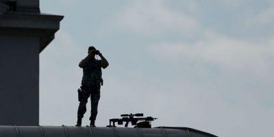 De acuerdo con los medios del Reino Unido la acción formó parte de una misión secreta Foto:Getty Images