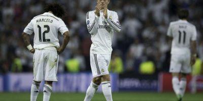 1. Fue eliminado en la semifinal de la Champions League 2014/2015 por la Juventus. Foto:Getty Images