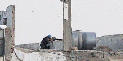 Los extremistas islámicos murieron en el acto. Foto:Getty Images