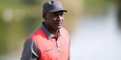 Se dedicó a jugar golf en torneos benéficos. Foto:Getty Images