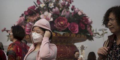 En las últimas semanas las autoridades en Beijing decretaron alerta roja por los extremos niveles de contaminación. Foto:Getty Images