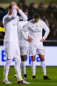 Este 2015 fue un año para el olvido en el Real Madrid. Foto:Getty Images
