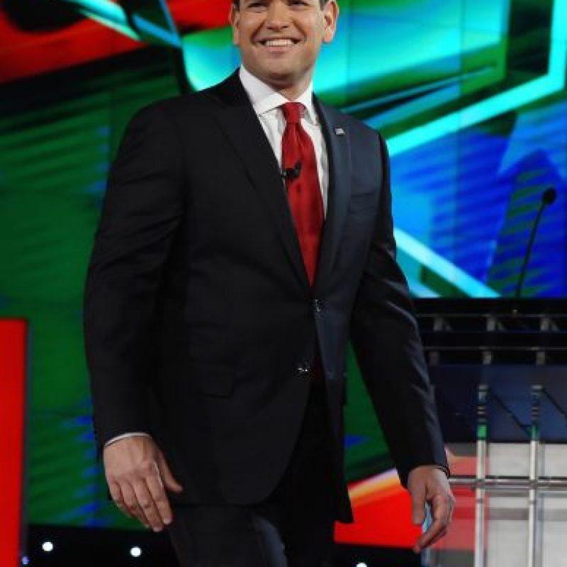 Los precandidatos republicanos hablaron mayormente de seguridad nacional y terrorismo. Foto:Getty Images