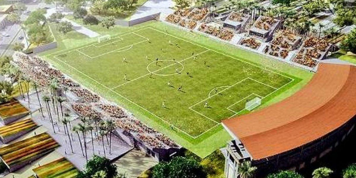 En Fotos: Así será el nuevo Estadio Romelio Martínez en Barranquilla