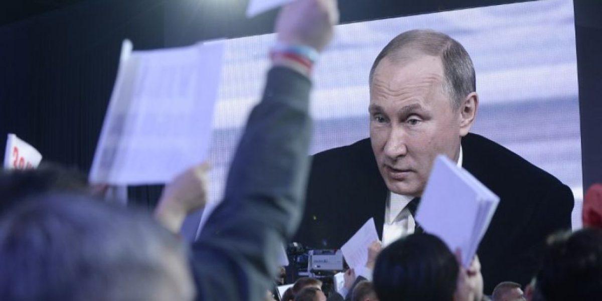 Vladimir Putin apoya a Donald Trump a la presidencia de Estados Unidos