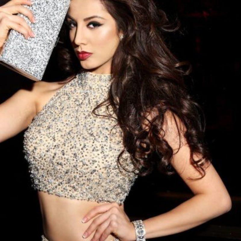 Fabiola Jeimmy Aburto es Miss Guatemala Foto:vía facebook.com/MissUniverse