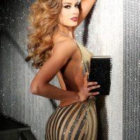 Ariadna Gutierrez-Arévalo es Miss Colombia Foto:vía facebook.com/MissUniverse