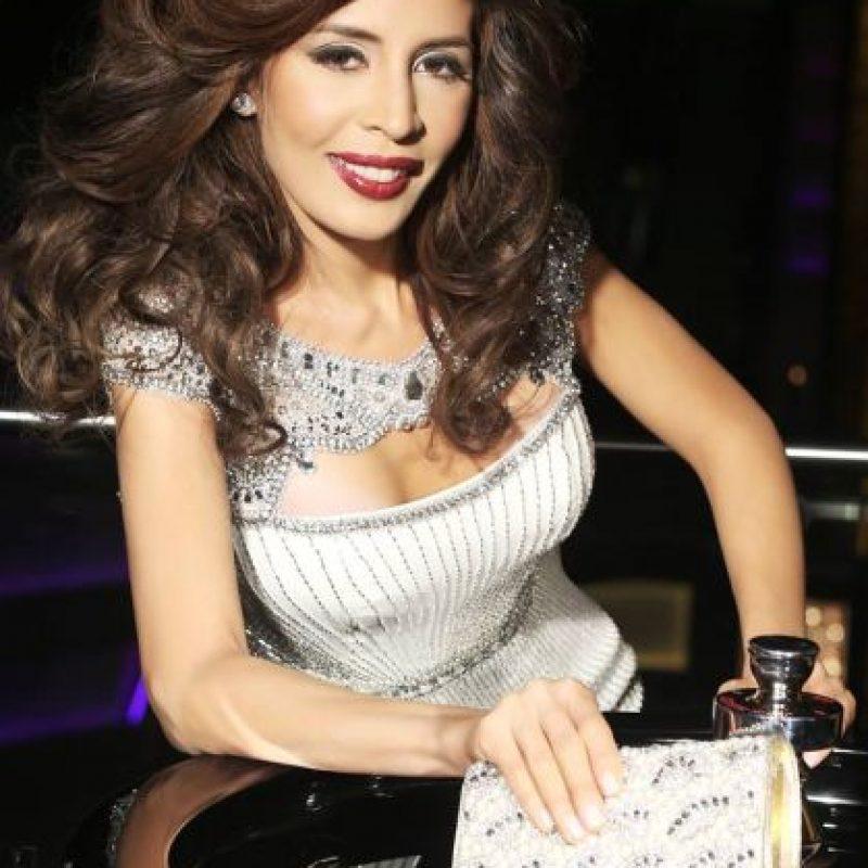 Iroshka Elvir es Miss Honduras Foto:vía facebook.com/MissUniverse