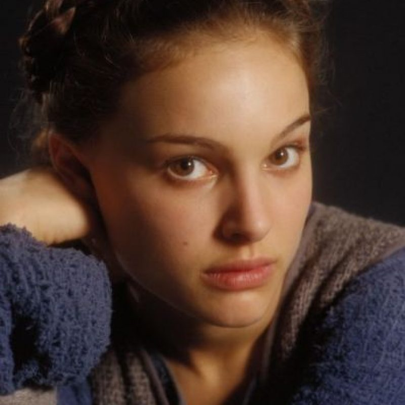 """""""Padmé Amidala"""" en """"Star Wars: La amenaza fantasma"""" Foto:IMDb"""