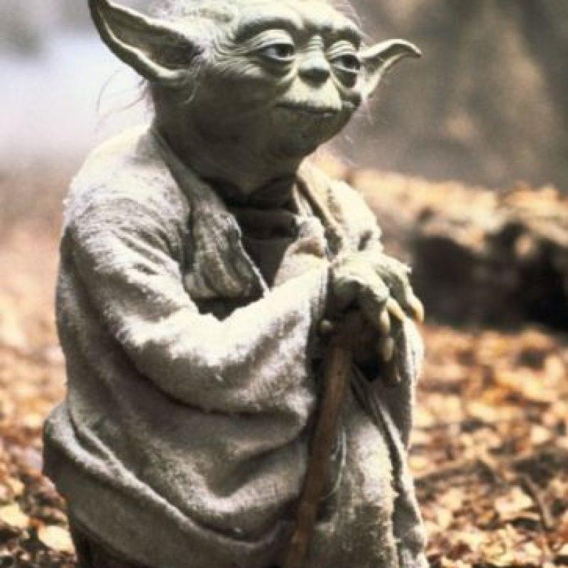 """""""Yoda"""" en """"Star Wars: El regreso del Jedi"""" Foto:IMDb"""