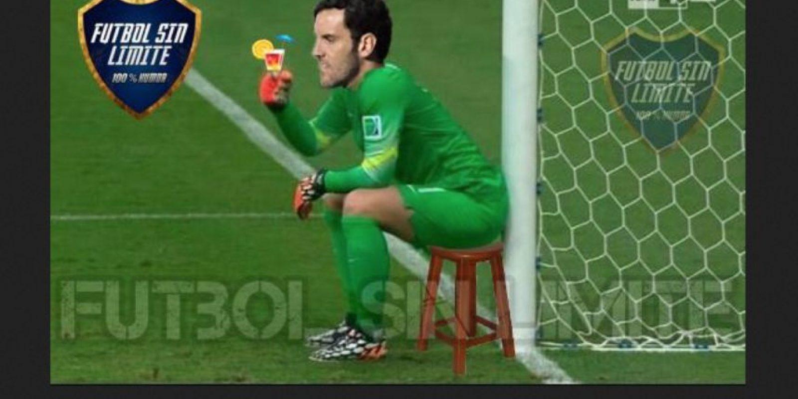 Foto:Captura de pantalla Facebook' Fútbol Sin Límite'.