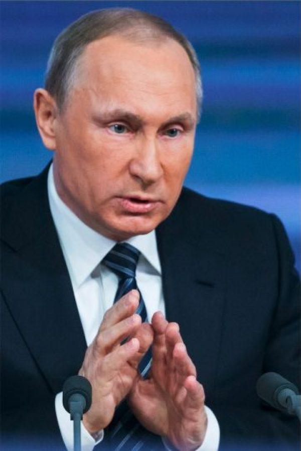 Sobre las coaliciones para atacar a Estado Islámico, Putin señaló que espera colaborar con los gobiernos al frente Foto:AP