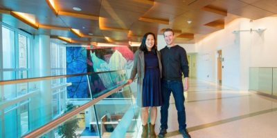 La Chan Zuckerberg initiative apoyará a tener un mundo mejor. Foto:facebook.com/zuck