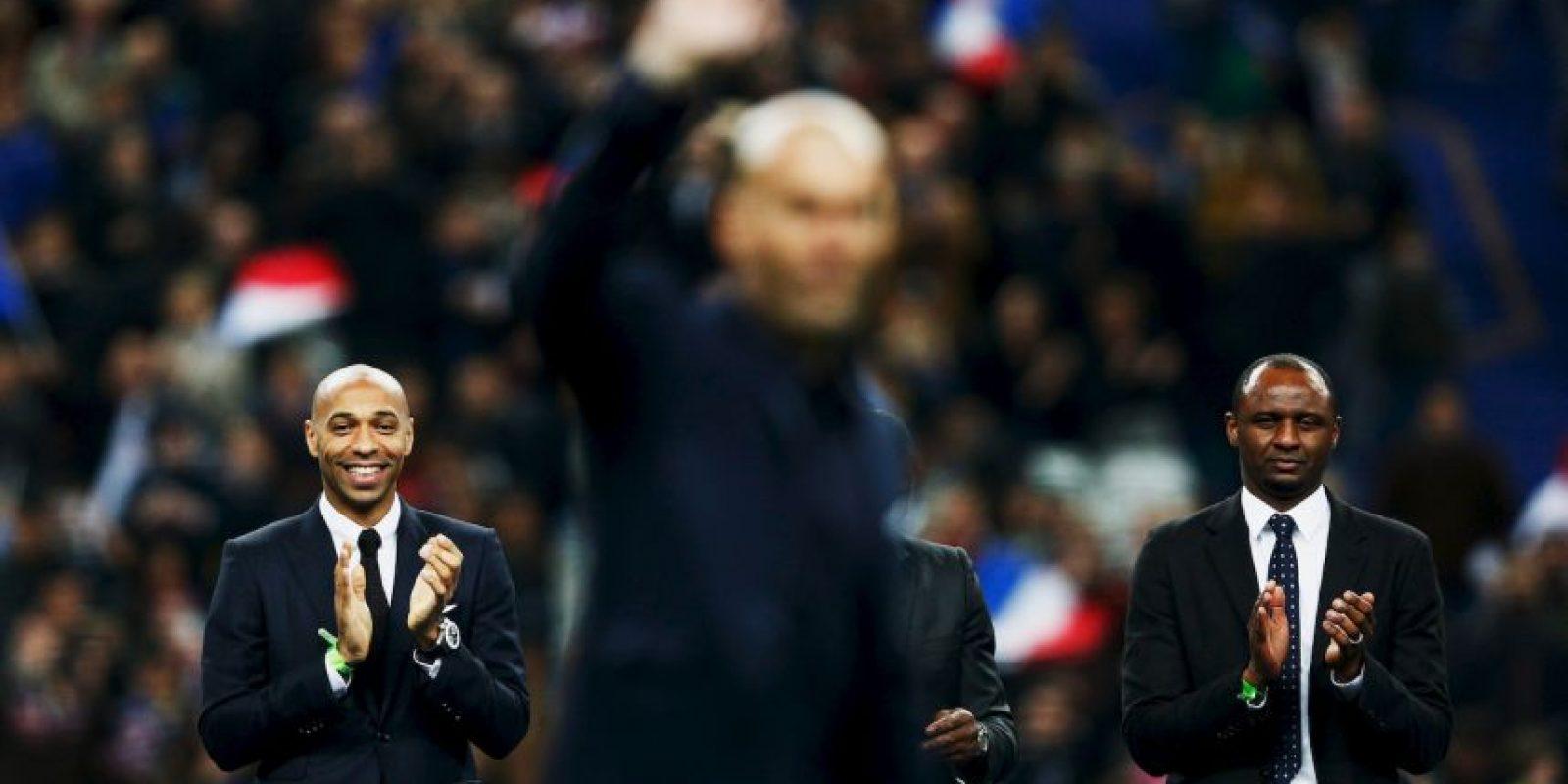 En Francia aseguran que el proceso de Rafa Benítez llegará a su fin pronto Foto:Getty Images