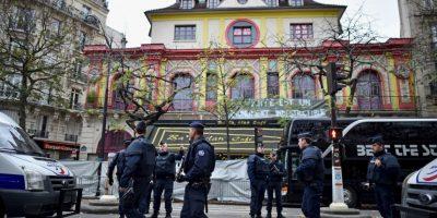 La sala de conciertos Bataclan fue uno de los lugares contra los que se atentó el pasado 13 de noviembre en París. Foto:Getty Images